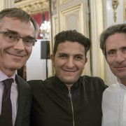Soirée de lancement de la Liste au Quai d'Orsay