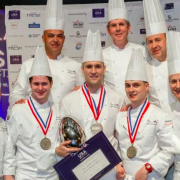 Mathew Peters, chef exécutif de PER SE remporte le Bocuse d'Or USA