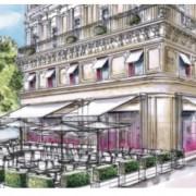 Fauchon signera le 73 éme Hôtel 5 étoiles de Paris