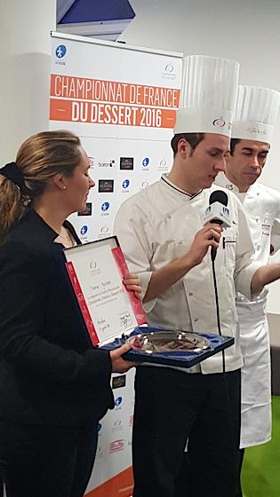 Championat de France du Dessert 2016 Montpellier