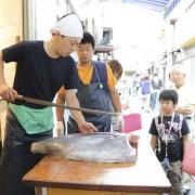 Tsukiji, le mythique marché aux poissons de Tokyo fermera ses portes au mois de novembre prochain