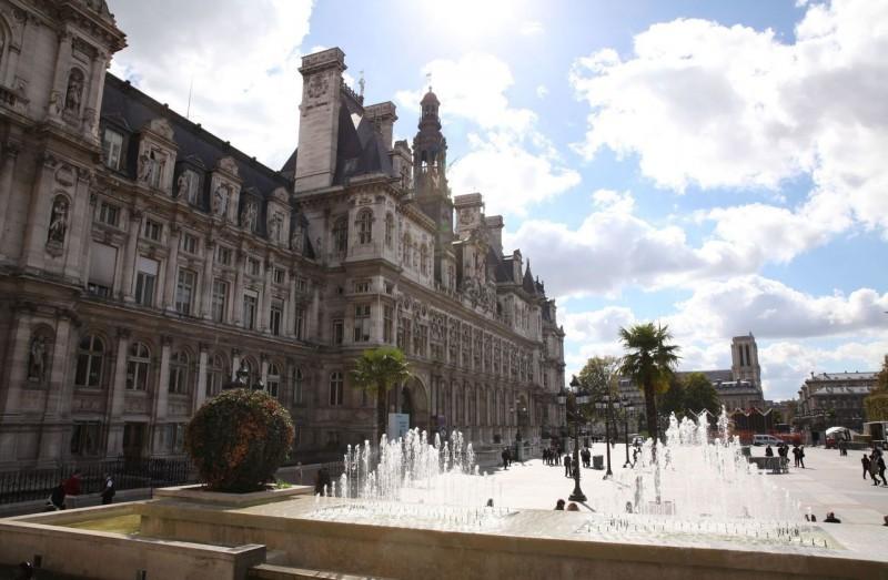 Paris Hôtel de Ville - Boitet