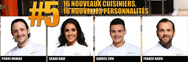 Top Chef 2016 Saison 7