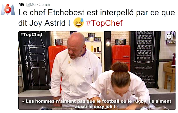 M6 top chef