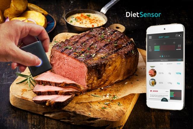 Diet sensor