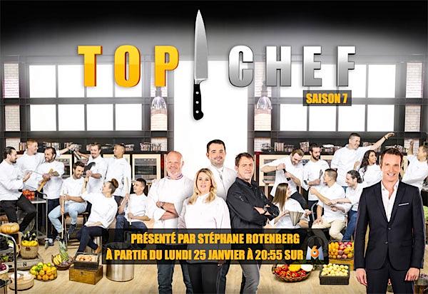 Top chef m6 - Helene darroze francis darroze ...