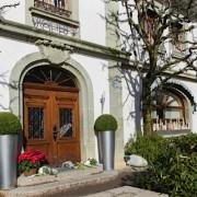 L'Hôtel de Ville à Crissier a réouvert hier