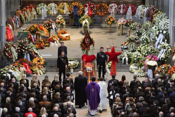 Obsèques Benoît Violier