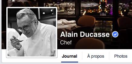 facebook Ducasse