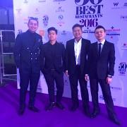 Bangkok – Ouverture de la cérémonie du Asia's 50 Best Restaurants 2016 en live