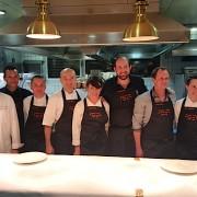 Le Jardin Des Sens – Famille des chefs – Scène I – En cuisine en live