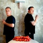 Ferran Adria – L'Esprit de Famille – » Je suis le consultant gratuit de mon frère «