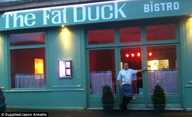 Le Bistrot Fat Duck à Confolens