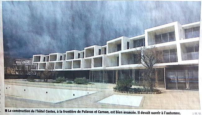 Hôtel Costes Palavas