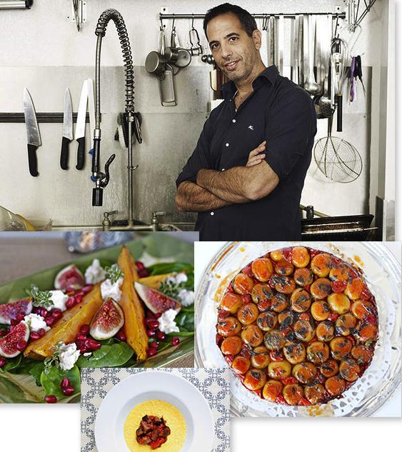 Vanity fair qui sont les chefs rockstars de la gastronomie food sens - Helene darroze francis darroze ...