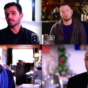 L'Amour Food bientôt sur D8 – Découvrez les 4 candidats – Mesdames, écrivez aux chefs pour les séduire !