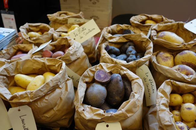Les Pommes de terre Bayard