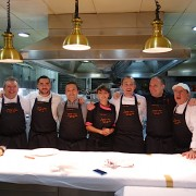 Le Jardin des Sens – Famille des Chefs – Scène 2 – En cuisine et en live