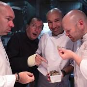 Bart Van Berkel gagnant de Top chef Hollande 2014, en Ballade dans les cuisines de 13 chefs !