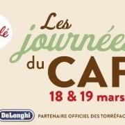 Les journées du Café, c'est 18 et 19 Mars 2016 !