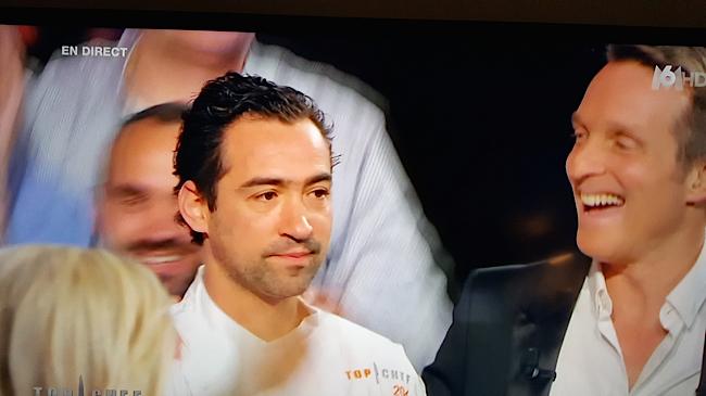 Pierre Augé Choc des Champions