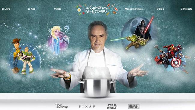 Adria Walt Disney