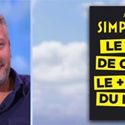 250 000 exemplaires, c'est ce que Jean-François Mallet a vendu comme exemplaires de son livre de cuisine  » Simplissime  » sorti en 2015