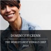 Dominique Crenn – Chef Bretonne expatriée aux États-unis classée meilleure femme chef au monde