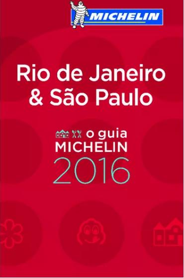 Guide Michelin Brésil