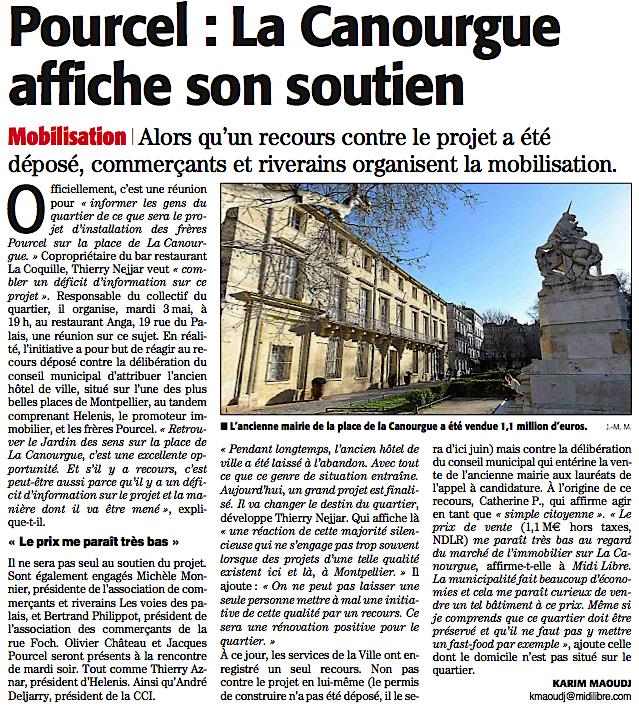 Midi Libre 04/2016