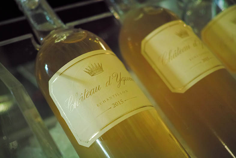 Yquem bouteilles 3