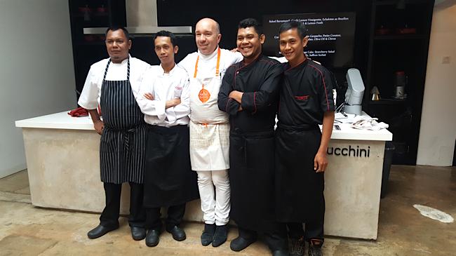 Almond Zucchini - AMUZ - Jakarta