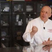 """Thierry Marx : """" 12 semaines sont suffisantes pour apprendre les bases de la cuisine """""""