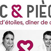 Valence – Dîner au sommet de la gastronomie pour – Les Restos du Coeur – Pic et Piège en cuisine