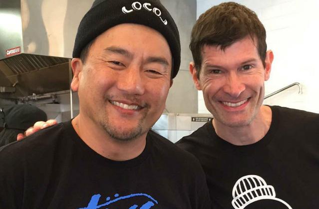 Daniel Patterson et Roy Choi