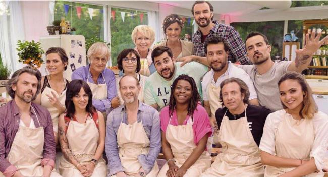 Meilleur pâtissier célébrités