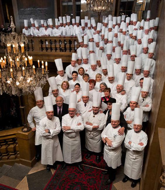 chefs Lyon © Sirha 2011 – F. Mainard