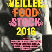 Foodstock – festin sonore et gourmand by Le Fooding le 20 mai prochain à Paris –