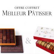 Pierre Hermé – Classé Meilleur chef pâtissier au monde par le Fifty Best 2016, lance son coffret de chocolat et macarons » Meilleur Pâtissier «