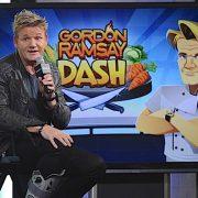 » Gordon Ramsay Dash «, un jeu vidéo sur la cuisine où vous aurez la possibilité de vous faire insulter par Gordon Ramsay