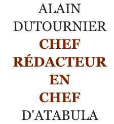 Atabula Chef Rédacteur en Chef