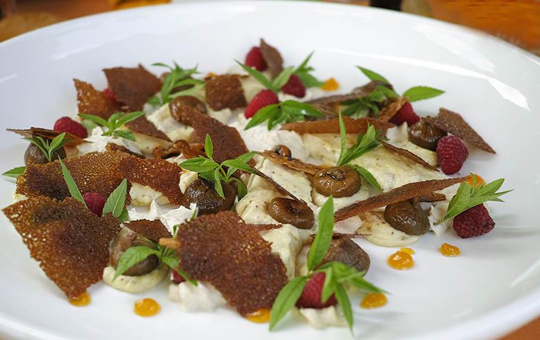 Kasbah Tamadot - dessert