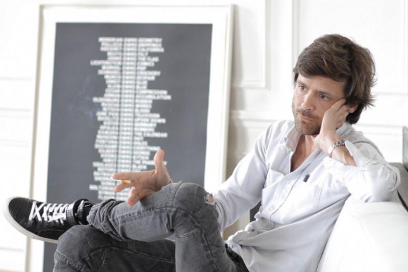 Le designer Joseph Dirand
