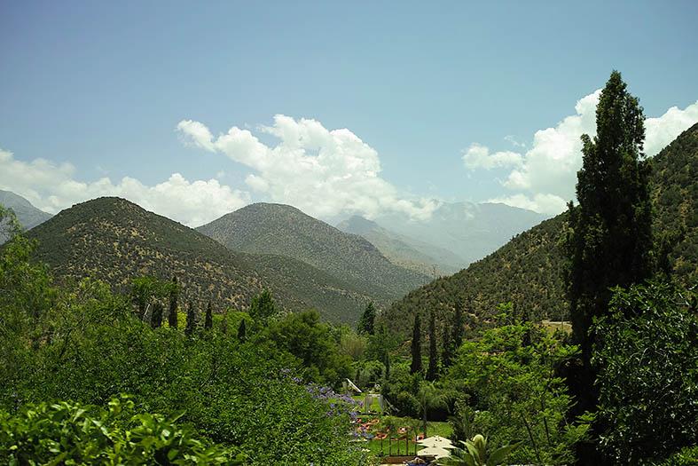 Kasbah Tamadot-paysage2