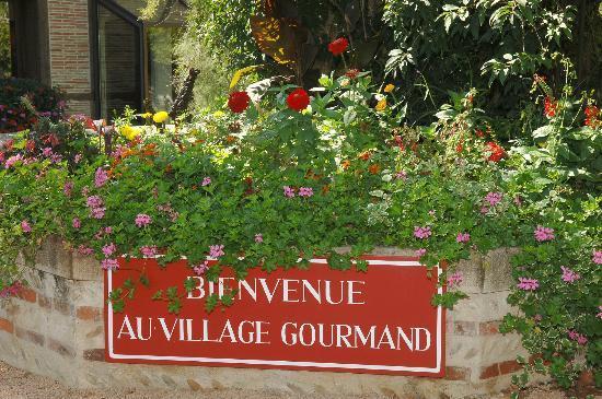 Vonnas village gourmand