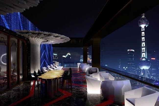 Wanda Reign Hôtel Shanghai