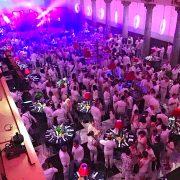 Hier soir se déroulait la soirée Blanche Annuelle des Disciples d'Escoffier Paris