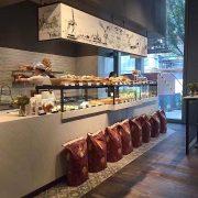 Troisième boulangerie » Farine » à Shanghai pour le restaurateur français Franck Pécol