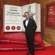 Vivez en Live la sortie du premier Guide Michelin Singapour 2016