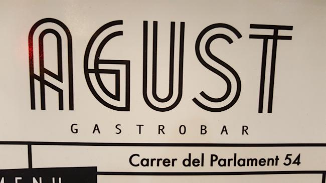 Agust Barcelone